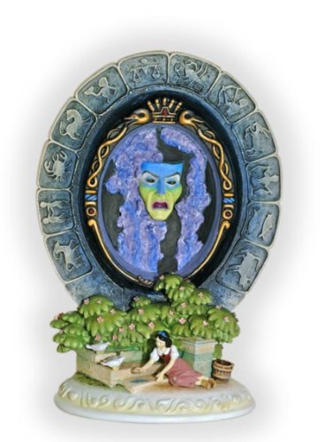 Robert Olszewski The Fairest One of All - Snow White, with Evil Queen in Mirror ()