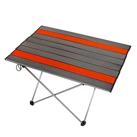 Amazon.com: Mesa plegable portátil para exteriores ...