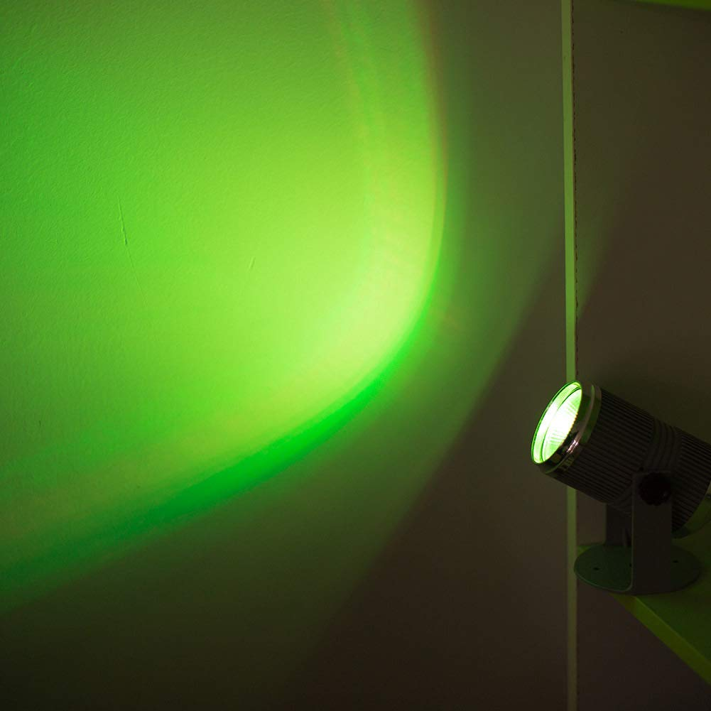luz estrobosc/ópica Discoteca MENGZHEN 1 Pieza de Luces LED para Fiestas Cabeza en Movimiento Luces de Haz Ajustables Luces de Discoteca