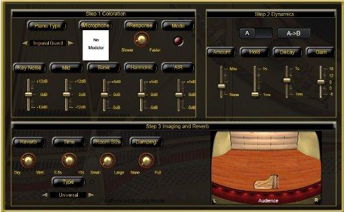Sound Magic Pianist Audio Plug In by SoundMAGIC