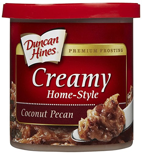 Duncan Hines Coconut Pecan Frosting - 15 Ounce