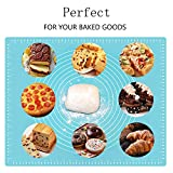 Extra Thick Silicone Baking & Pastry Mat with