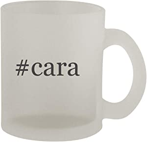 #cara - 10oz Hashtag Frosted Coffee Mug Cup, Frosted