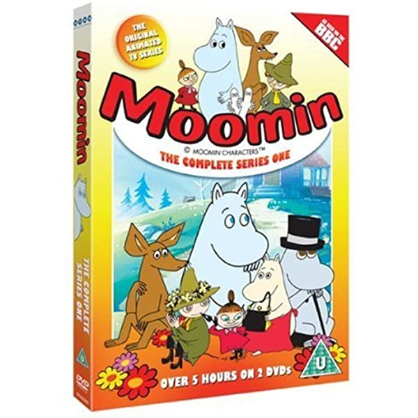 Moomin Puppet Music Box What Happens Then?