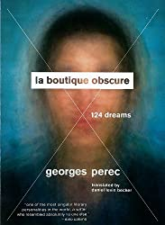 La Boutique Obscure: 124 Dreams
