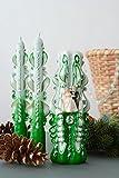 Set Of Wedding Candles