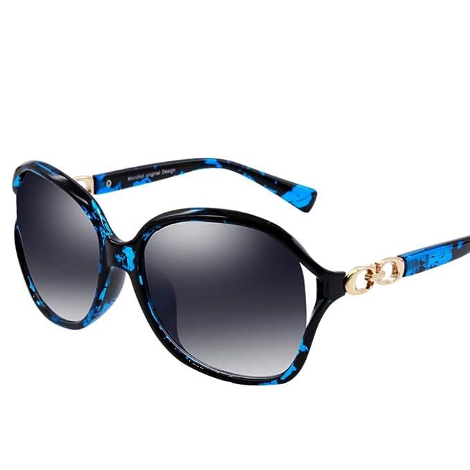 Runhh-Gafas de sol Elegante Hipster Gafas De Sol Cara ...