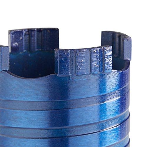 65mm Professional Turbo Slotted Dry Diamond Core Drill Bit