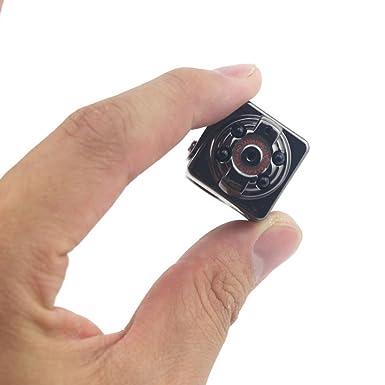 Rasse HD Mini cámara grabadora SQ8 1080P digital DV cámara web cámara grabación de vídeo DVR