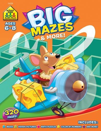 Big Mazes & More!