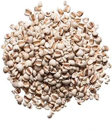 Yi Yi Ren Chinese Herb | Coix Herb | Jobs Tear Herbs | Pure Chinese Herb 1 Lb - Plum Dragon Herbs