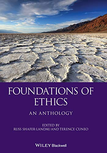 Foundations of Ethics: An Anthology