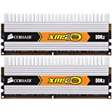 Corsair DHX 4 GB (2 X 2 GB) 240-pin DDR2 800MHz Dual Channel Memory Kit