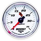 Auto Meter 7103 C2 Mechanical Boost / Vacuum Gauge