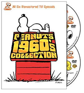 Peanuts 1960s Collection A Charlie Brown Christmas Charlie Browns All-stars Its The Great Pumpkin Youre In Love Hes Your Dog It Was A Short Summer from Warner Home Video