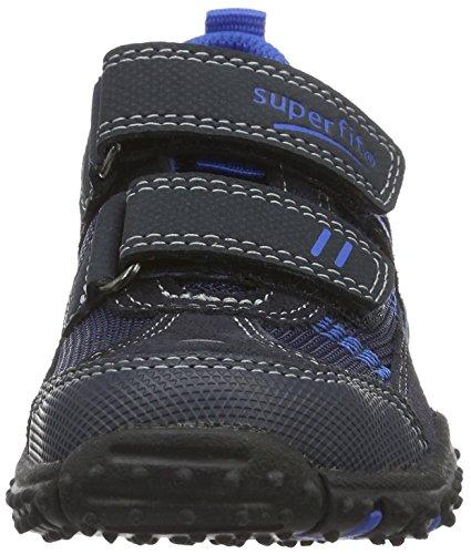 Superfit Jungen Sport4 Sneakers Blau (Ocean Kombi 81)
