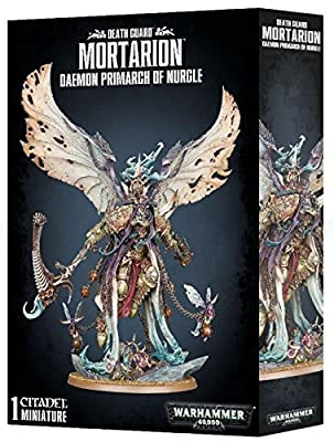Games Workshop Death Guard Daemon Primarch Mortarion Warhammer 40,000 by Warhammer 40k