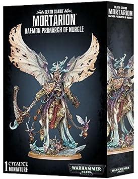 Juegos Workshop 9955001111 en la mortalidad de la Guardia de la Muerte: Daemon Primarch of Nurgle Game