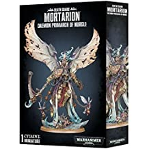 Games Workshop Death Guard Daemon Primarch Mortarion Warhammer 40,000