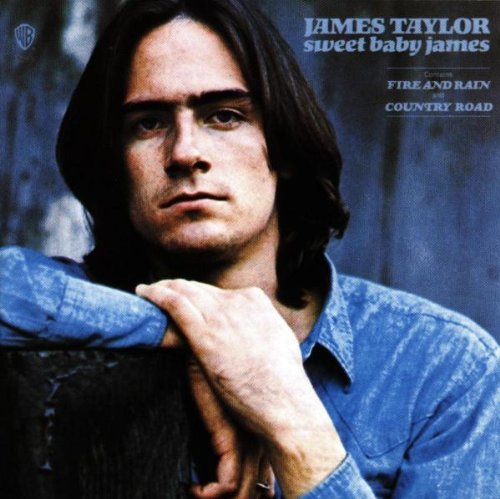 Sweet Baby James by Taylor, James [1990] (Sweet Baby James)