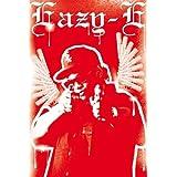 Pistol Wings Eazy-E Guns West Coast Gangster Hip Hop Rap Music Poster 24 x 36 inches
