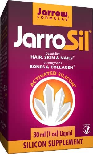 Jarrow Formulas Jarrosil, Beautifies Hair, Skin and Nails*, Strengthens Bones & Collagen, 30 ml
