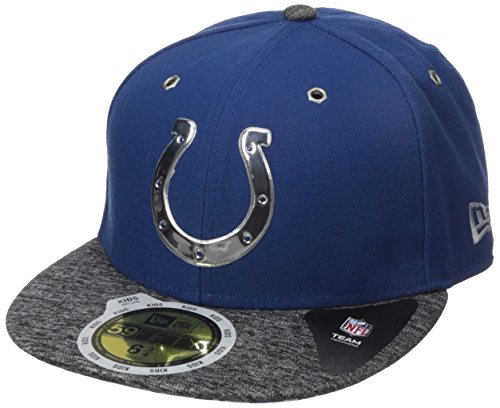 NFL 2016 Draft INDIANAPOLIS COLTS Youth 59FIFTY Fitted Cap-658