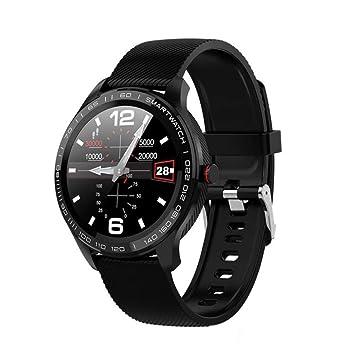 MROSW Smart Watch Men ECG+PPG Heart Rate Blood Pressure Oxygen ...