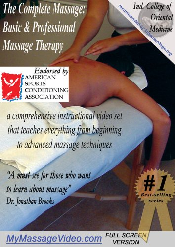 The Complete Massage Pack: Basic & Professional Massage Therapy ()