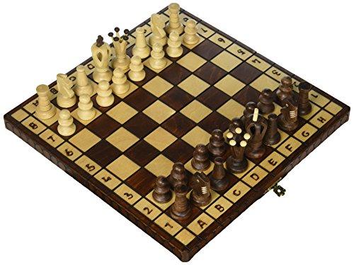 Chess European Wooden Handmade 11.81 x