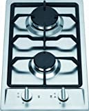 Kitchen Appliance Packages with Cooktop Ramblewood GC2-43P (LPG/Propane Gas) high efficiency 2 burner gas cooktop