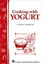 Image of the product Cooking with Yogurt: that is listed on the catalogue brand of Storey Publishing, LLC.