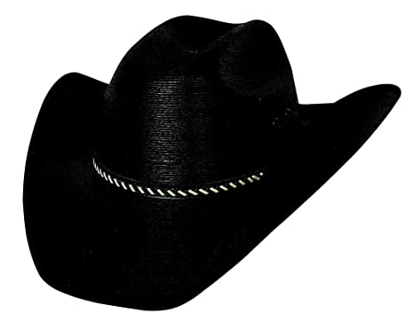 6d0809b3ee3ab Bullhide Hats 2702 Cowboy Collection Country Strong 30X 6 3 4 Black Cowboy  Hat