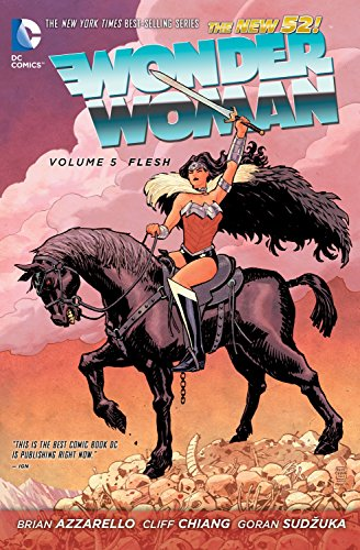 Wonder Woman Vol. 5: Flesh (The New 52) (Wonder Woman - the New 52)
