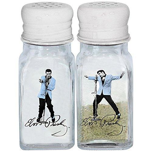 Elvis Presley S&P Shakers Blue Jacket