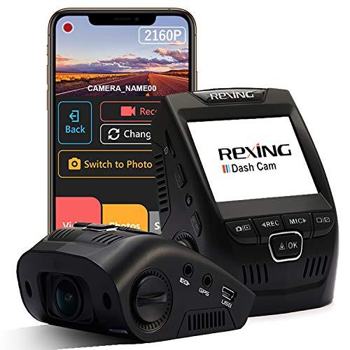 Rexing V1-4K Ultra HD Car Dash Cam 2.4