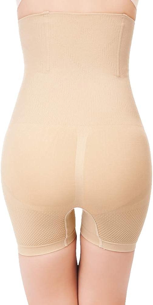 Ceestyle Faja Reductora Braguita Moldeadora Adelgazante Faja Pantal/ón Cintura Alta Body Moldeador Abdomen Shapewear Lenceria Mujer