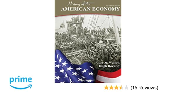History of the american economy upper level economics titles history of the american economy upper level economics titles 9781111822927 economics books amazon fandeluxe Gallery