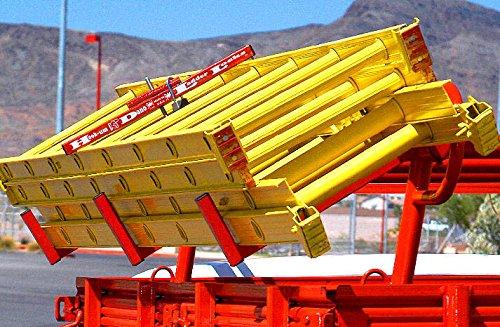 Hook-Um Dano Ladder Locks for Contractors, Ladder Locks for Roof ()