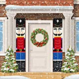 Nutcracker Christmas Decorations - Outdoor Xmas