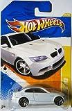 2011 Hot Wheels '10 BMW M3 HW PREMIERE 26 of 50, #26 WHITE