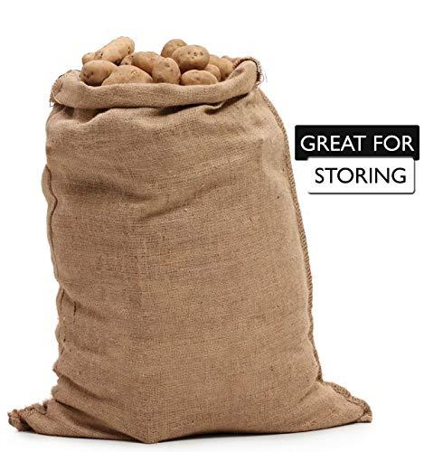 Amazon.com: MB-THISTAR 5 bolsas de arpillera para patatas ...
