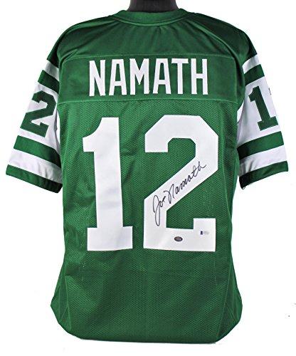 New York Jets Autographed Jerseys. Jets Joe Namath Authentic Signed ... dde7ff15e