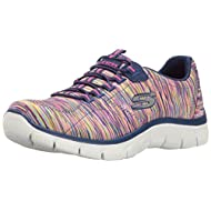 Skechers Women's Sport Empire - Rock Around Relaxed Fit Fashion Sneaker