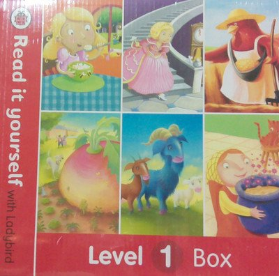 Read it Yourself with Ladybird - Level One Box
