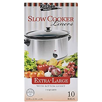 Amazon Com Kitchen Collection Crock Pot Liners Extra