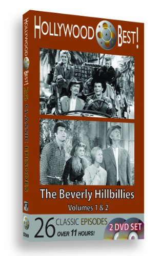 Hollywood Best! The Beverly Hillbillies - Volume 1 & 2 - 26 Classic Episodes!