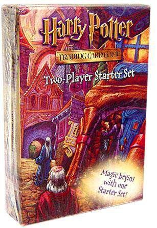 Chamber of Secrets 2 Player Starter Set Deck Harry Potter TCG Cards New CoS