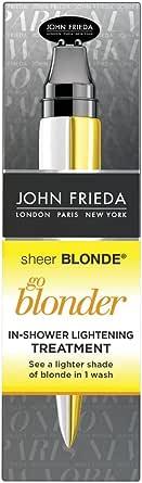 John Frieda Sheer Blonde Go Blonder In-Shower Lightening Treatment