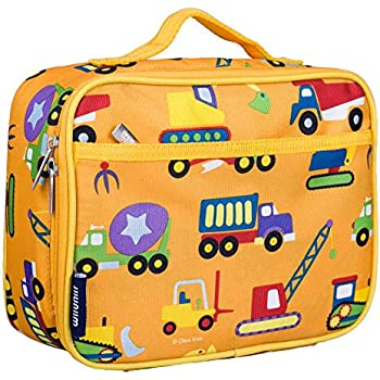 Olive Kids Under Construction Lunch Box